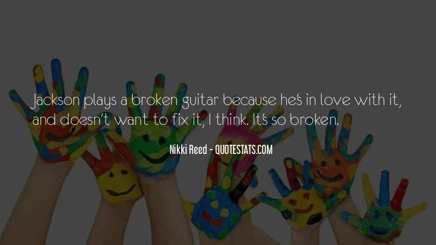 Love Fix Quotes #1280601