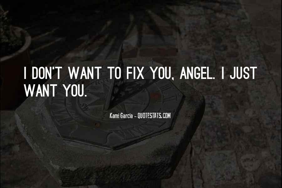 Love Fix Quotes #1311493
