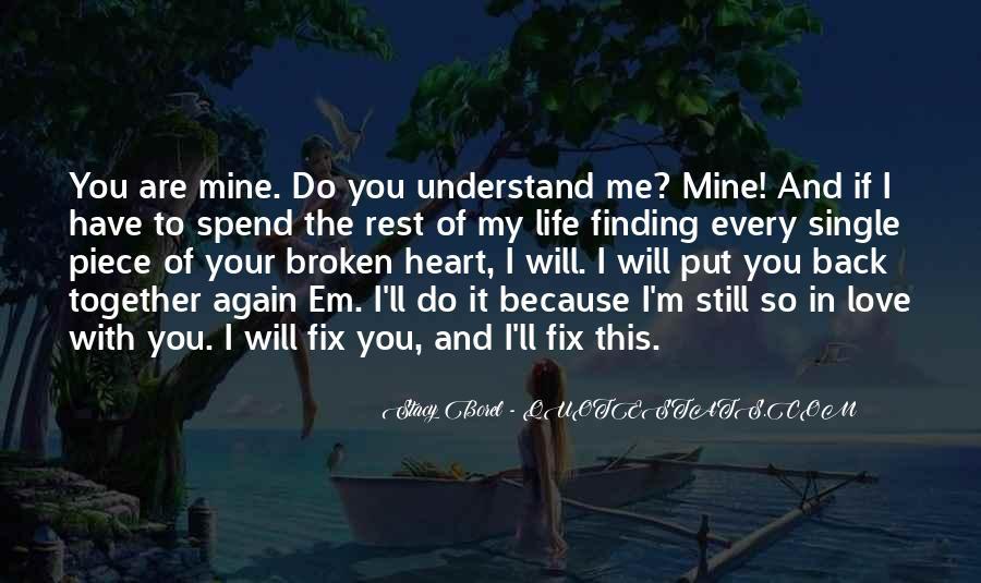 Love Fix Quotes #1487921