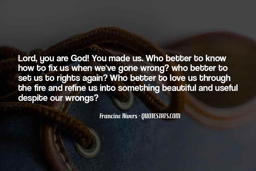 Love Fix Quotes #1523239
