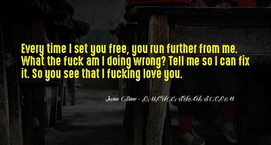 Love Fix Quotes #1625880