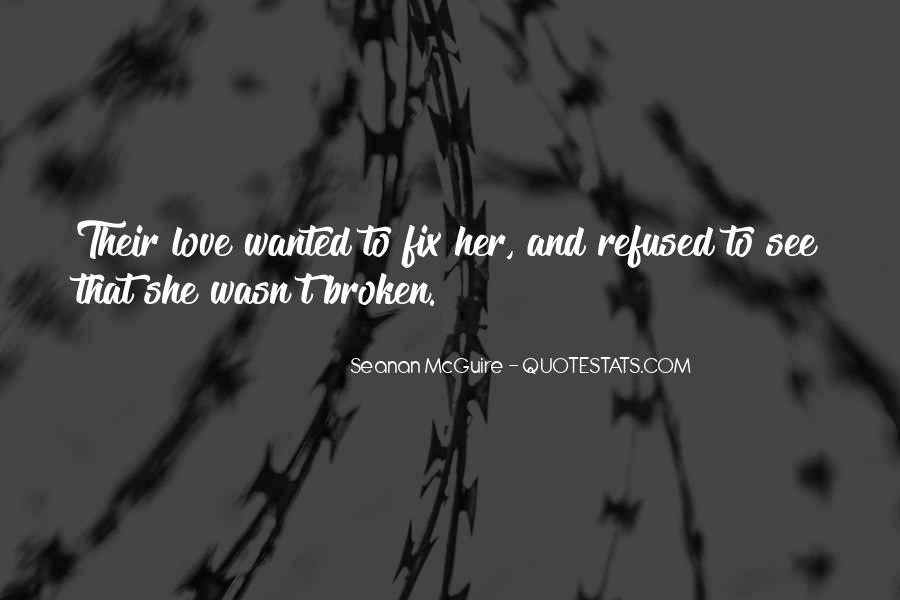Love Fix Quotes #247195