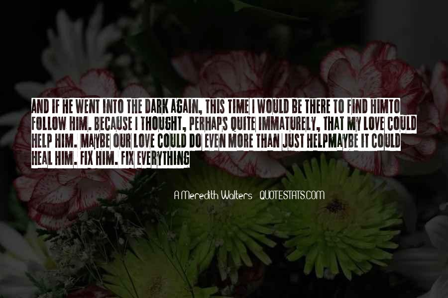 Love Fix Quotes #681289