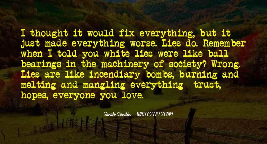 Love Fix Quotes #774984