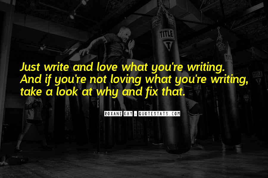 Love Fix Quotes #854068