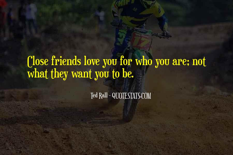 Love For Friendship Quotes #103463