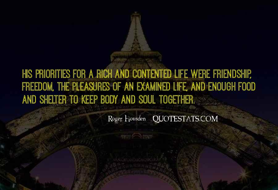 Love For Friendship Quotes #116137