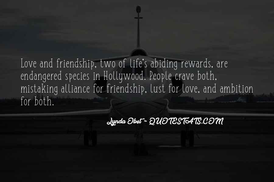 Love For Friendship Quotes #138940