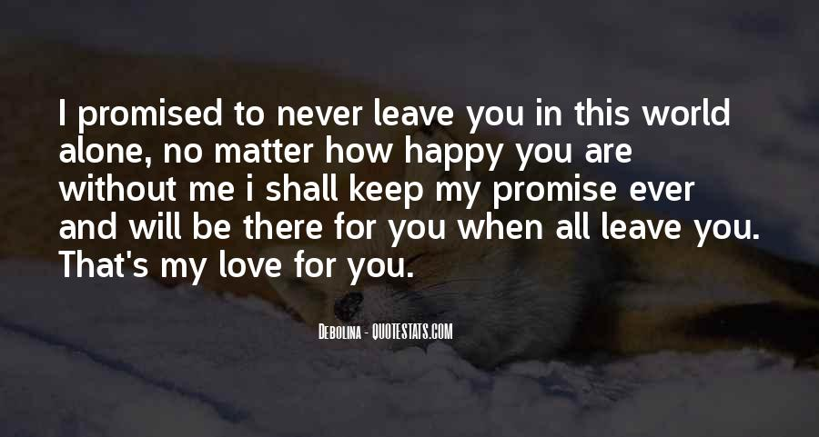 Love For Friendship Quotes #297648