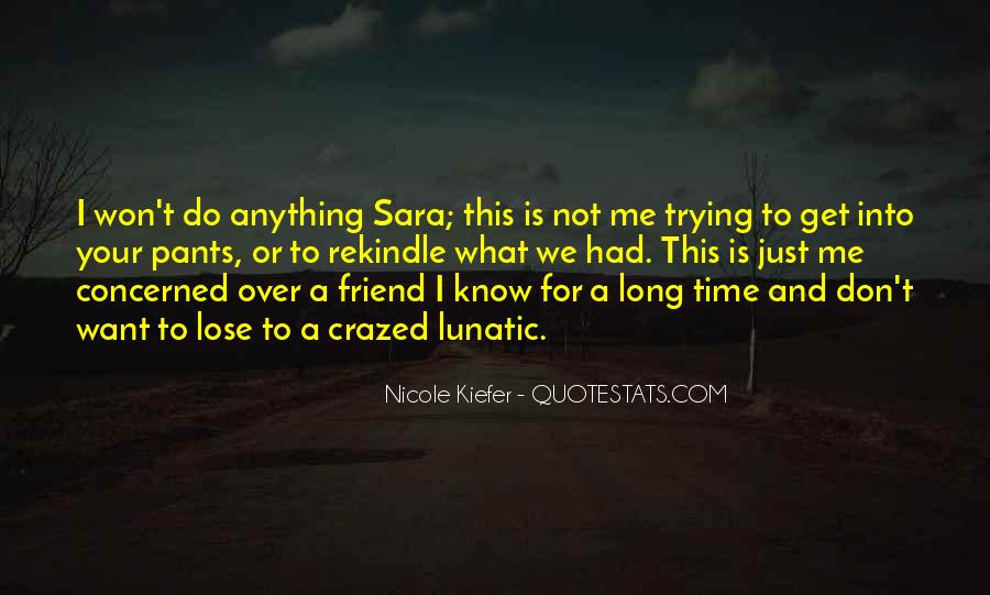 Love For Friendship Quotes #302803