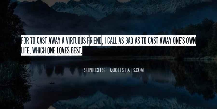 Love For Friendship Quotes #455630