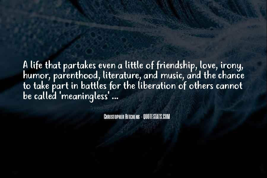 Love For Friendship Quotes #61334