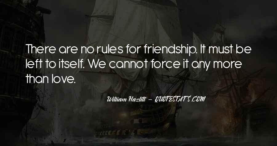 Love For Friendship Quotes #6438