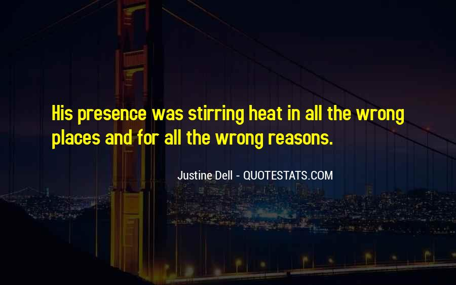 Love For The Wrong Reasons Quotes #480042