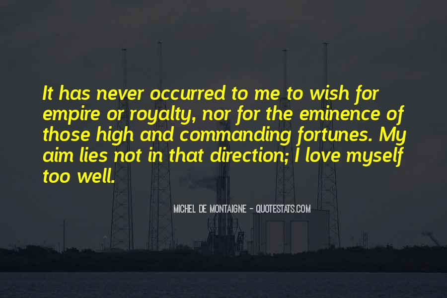 Love Fortunes Quotes #1731263