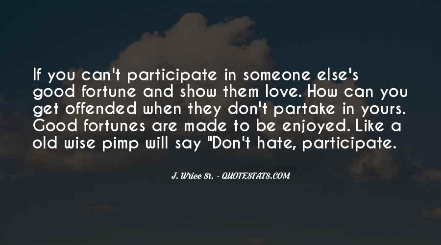 Love Fortunes Quotes #234562