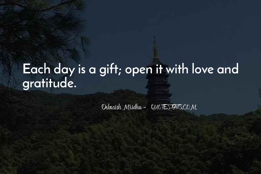 Love Gratitude Quotes #112323