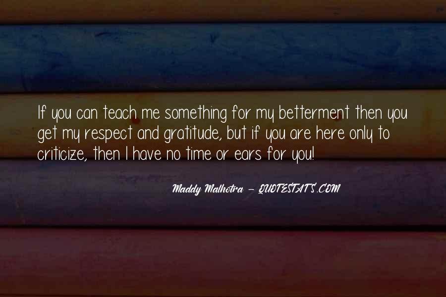 Love Gratitude Quotes #134957