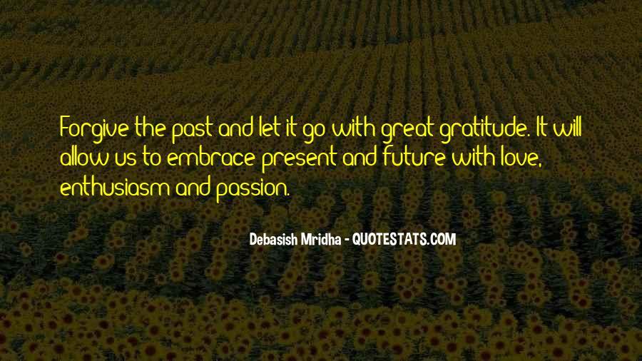Love Gratitude Quotes #210356