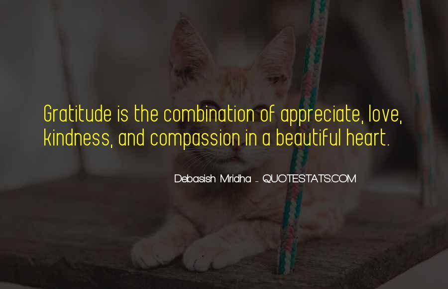 Love Gratitude Quotes #28188