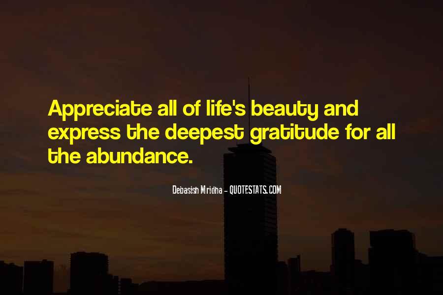 Love Gratitude Quotes #300368
