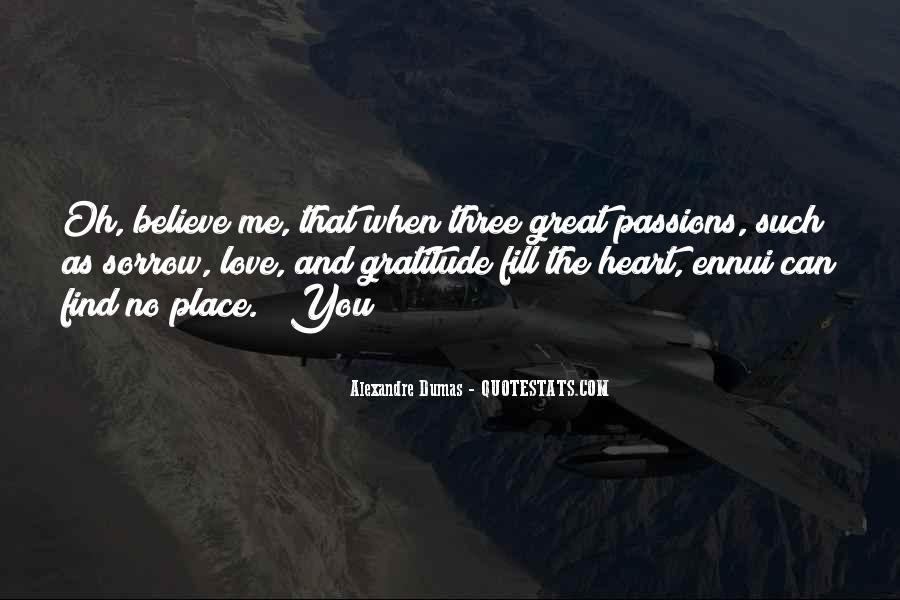 Love Gratitude Quotes #348921