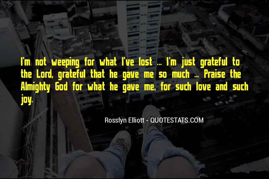 Love Gratitude Quotes #443170