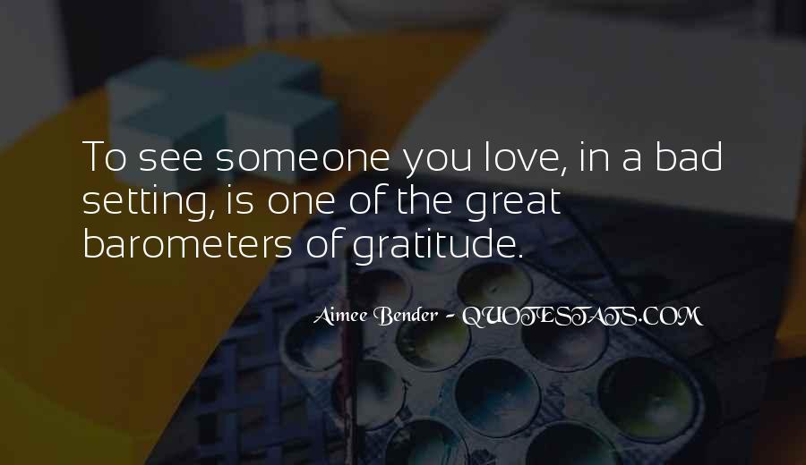 Love Gratitude Quotes #478223