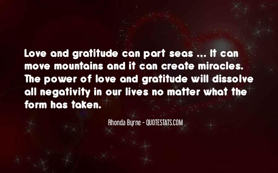 Love Gratitude Quotes #484279