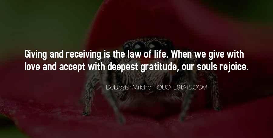 Love Gratitude Quotes #530927