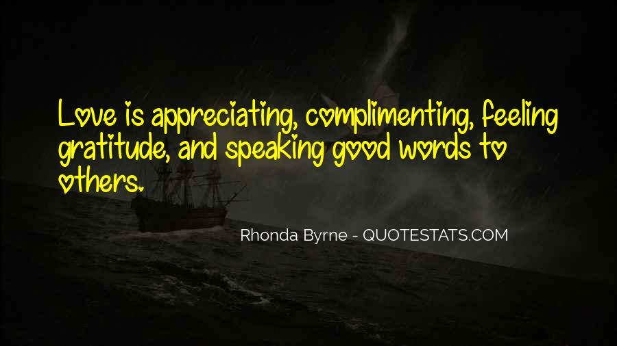 Love Gratitude Quotes #544036