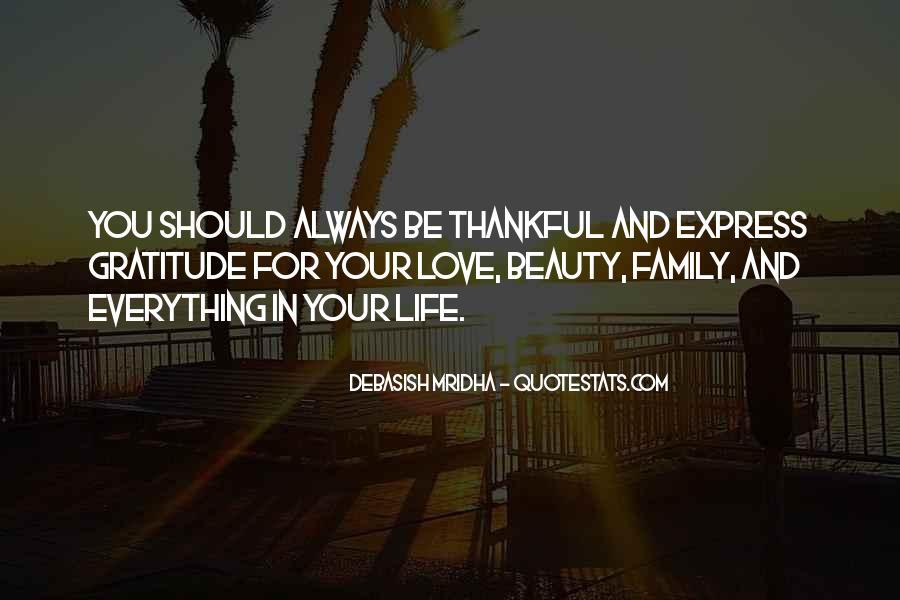 Love Gratitude Quotes #79033