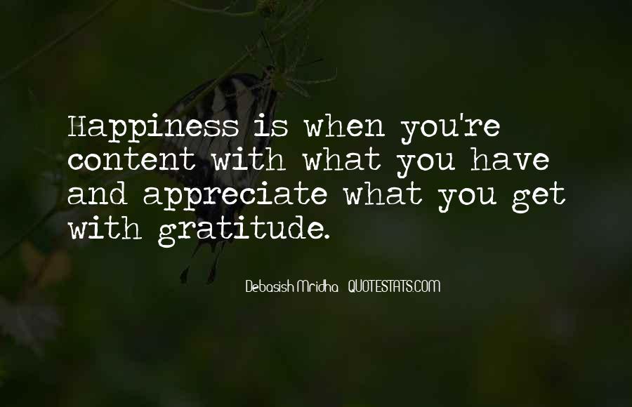 Love Gratitude Quotes #86439