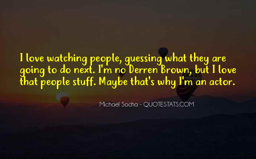 Love Guessing Quotes #1218363