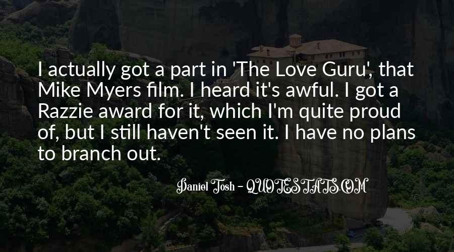 Love Guru Quotes #1045441