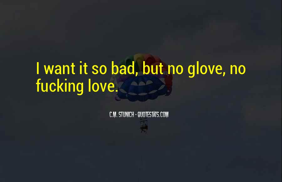 Love Happen Only Once Quotes #9732