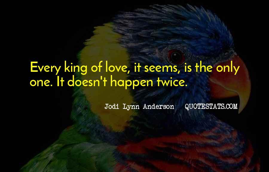 Love Happen Quotes #108305