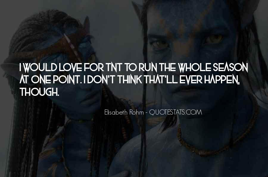 Love Happen Quotes #112730
