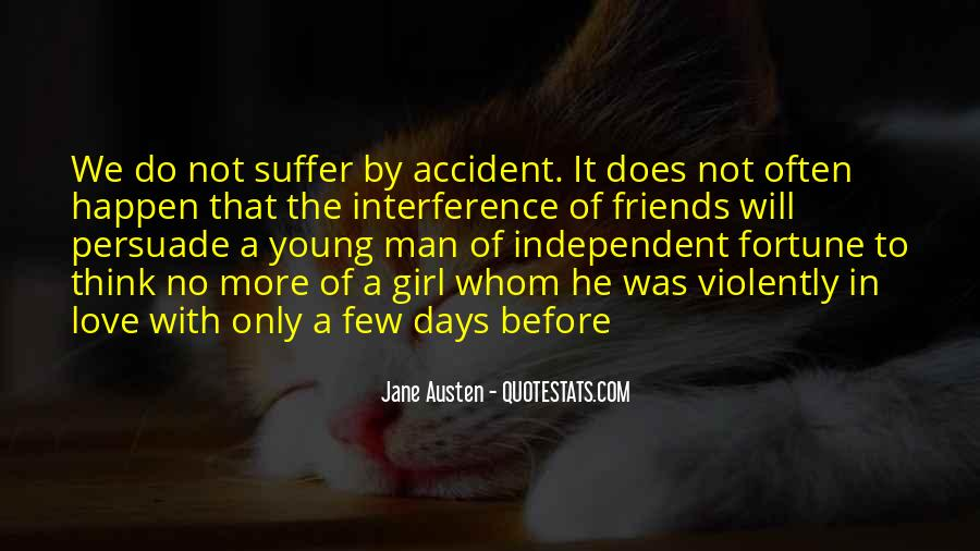 Love Happen Quotes #113219