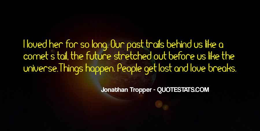 Love Happen Quotes #134859