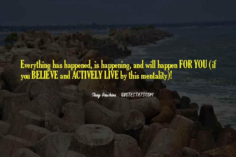 Love Happen Quotes #136813
