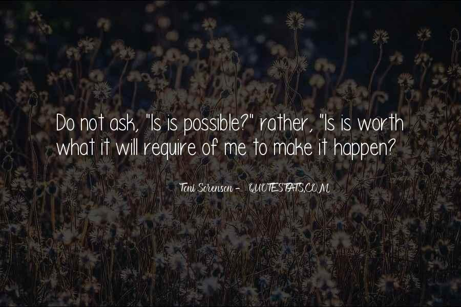 Love Happen Quotes #143674