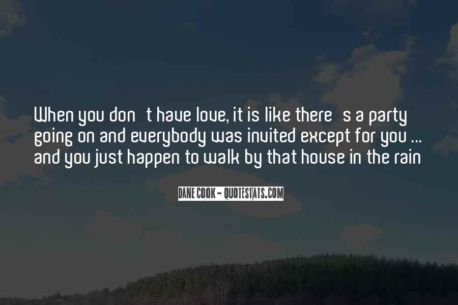 Love Happen Quotes #149602