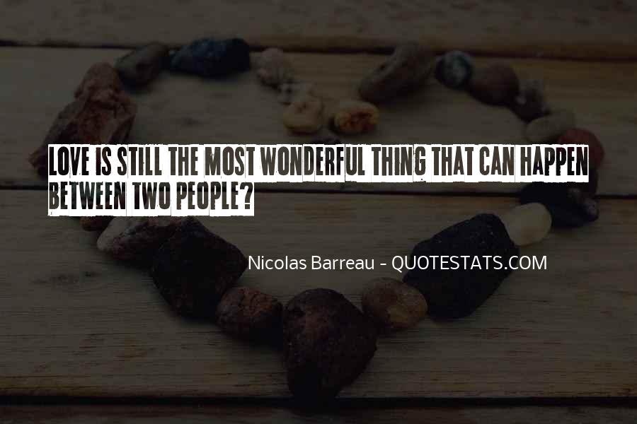 Love Happen Quotes #159506