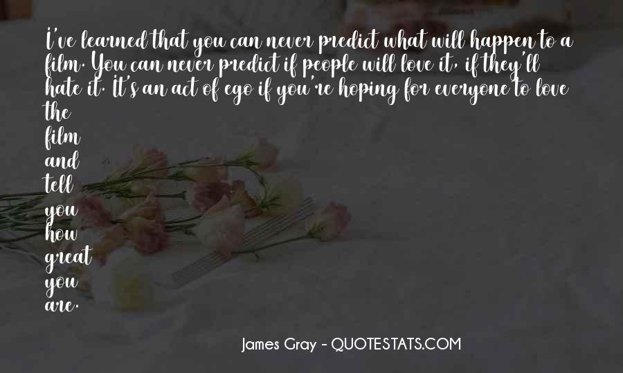 Love Happen Quotes #160040