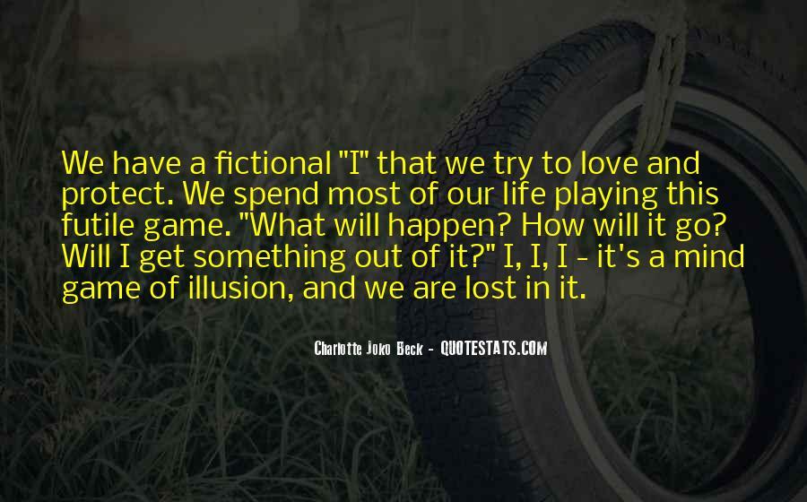 Love Happen Quotes #189589