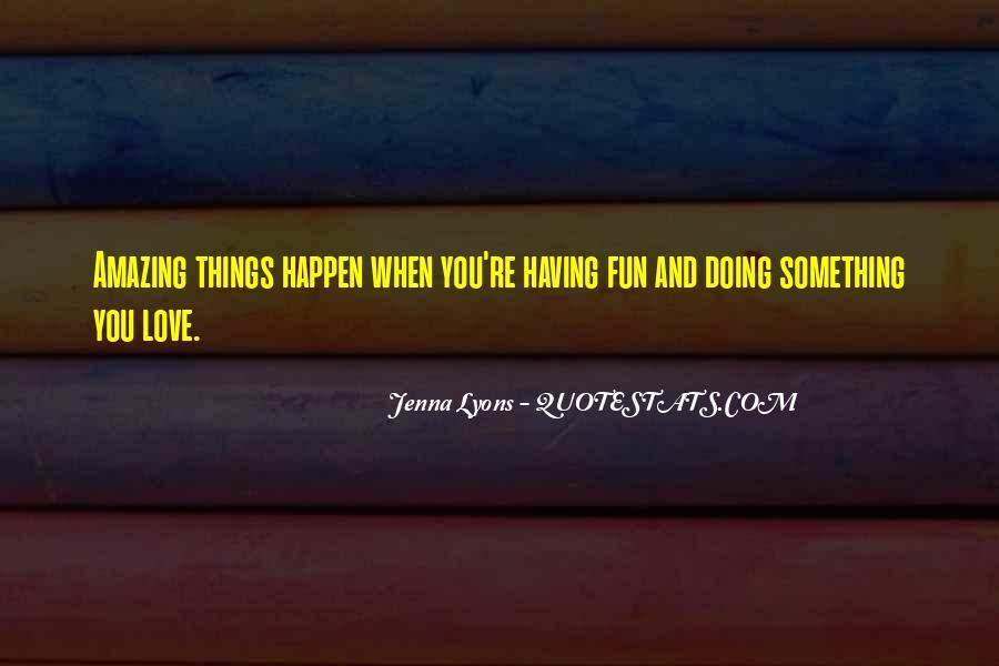 Love Happen Quotes #216929