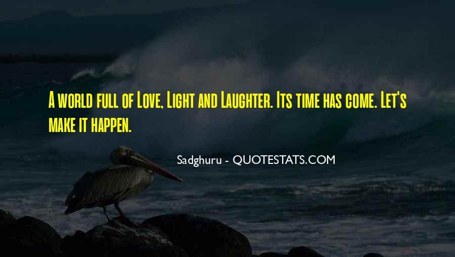 Love Happen Quotes #233623