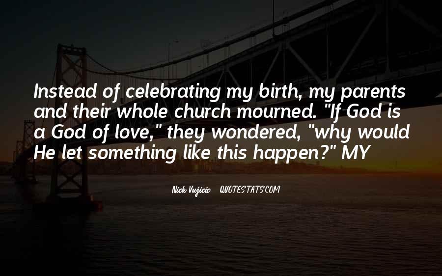 Love Happen Quotes #238292