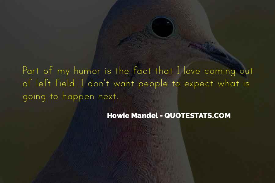 Love Happen Quotes #240497